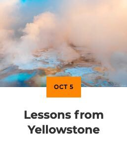 Slow Photography Movement - Lessons from Yellowstone