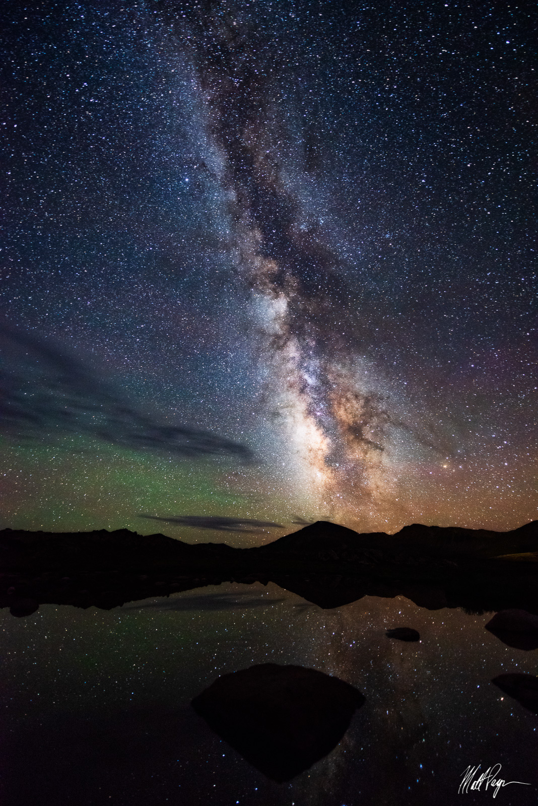 Milky Way at Independence Pass