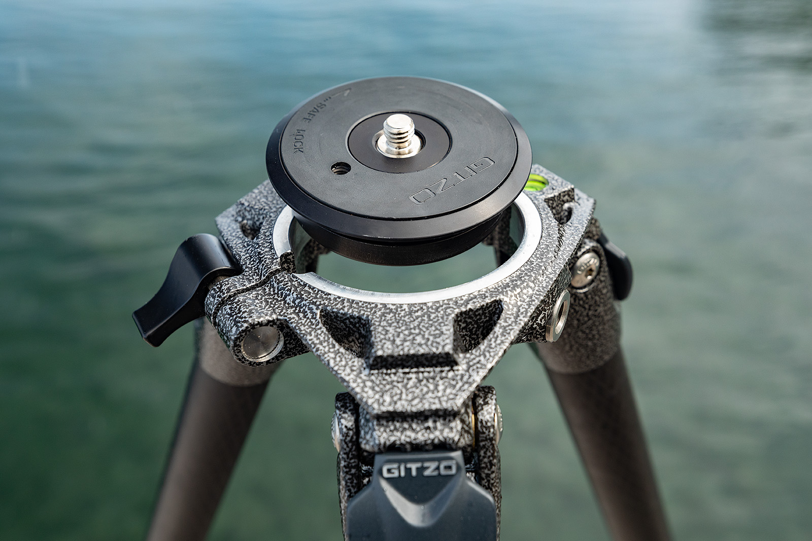 Gitzo Systematic Tripod interchangeable plate