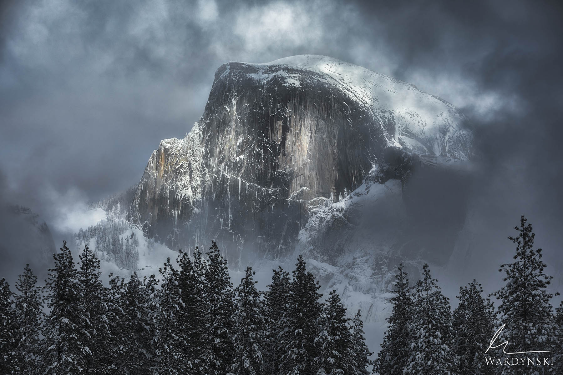Unveiling Halfdome