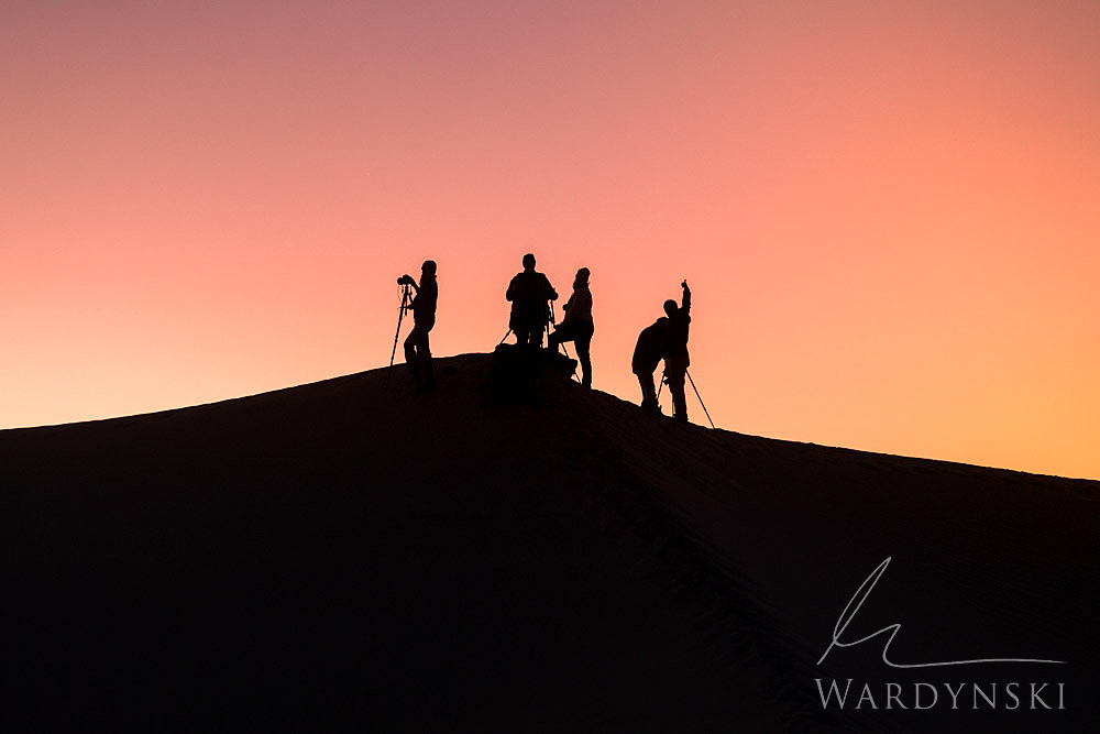 Private photography workshop in Death Valley National Park