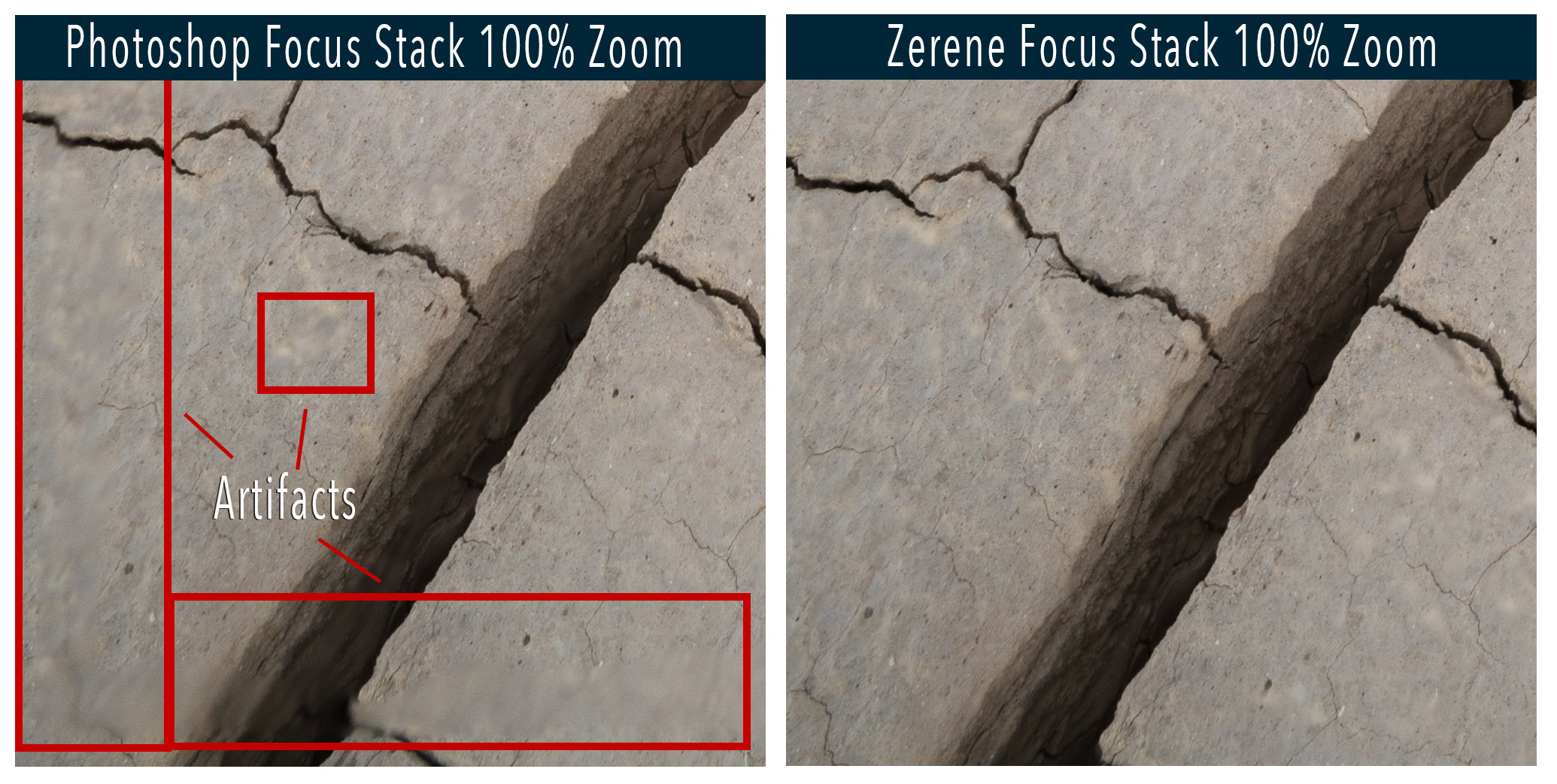 edge-artifacts during focus stack in photoshop
