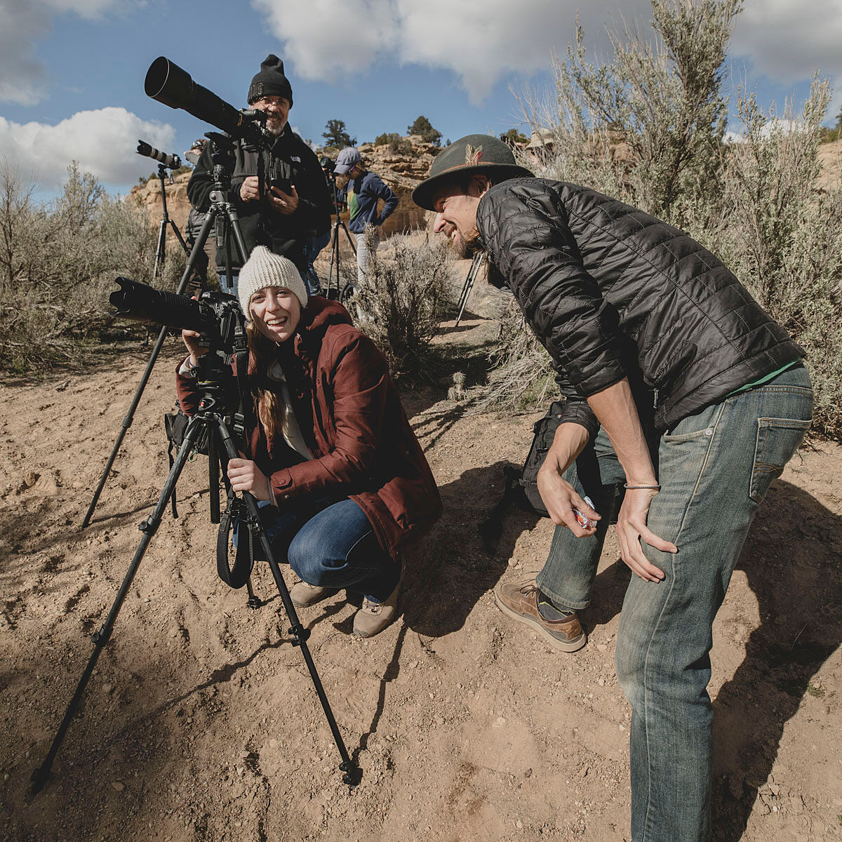 Private Photography workshops in the Southwest