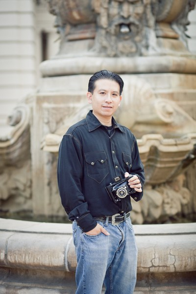 Richard Wong, Photographer